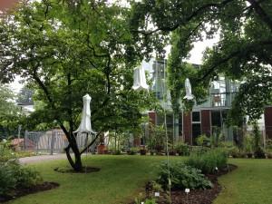 Botanischer Garten Freiburg 2015